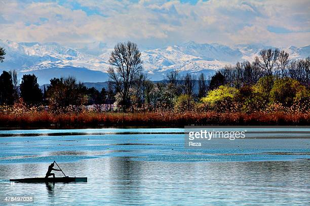 April 1 Kur River Mingachevir Ganjabasar Azerbaijan Mingachevir was once the biggest Olympic rowing centers in the Soviet Union It is currently home...