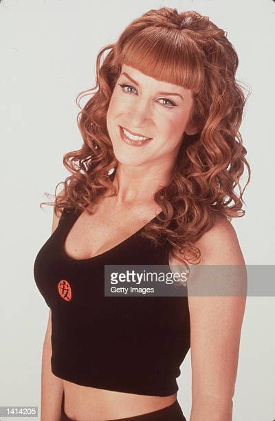 April 11 2000 Kathy Griffin stars in 'Suddenly Susan' Photo Kevin Foley/NBC