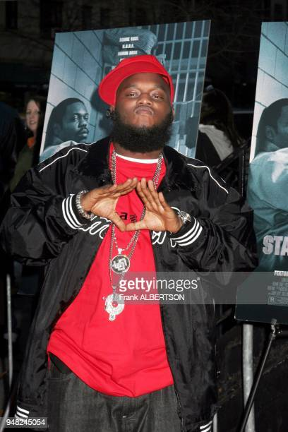 April 11 2005 Rapper Freeway at the premiere of State Property 2 in New York City Photo by Frank Albertson