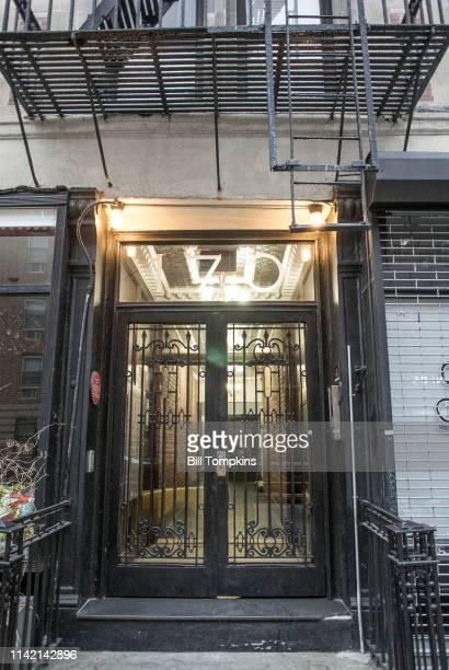 April 12, 2019 ]: 170 East 2nd street was the location that poet Allen Ginsberg lived from August 1958 until March 1961. Photographed on April 12,...
