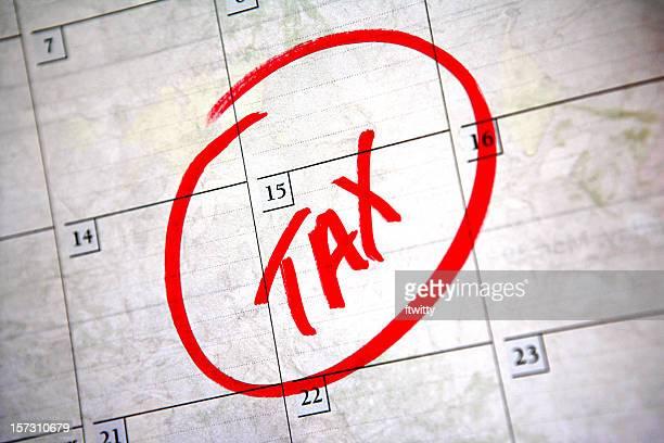 15 de abril al 15 de impuestos - abril fotografías e imágenes de stock