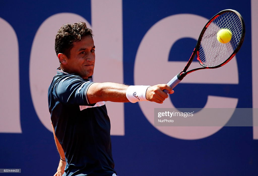 Open Banc Sabadell Tennis in Barcelona : News Photo