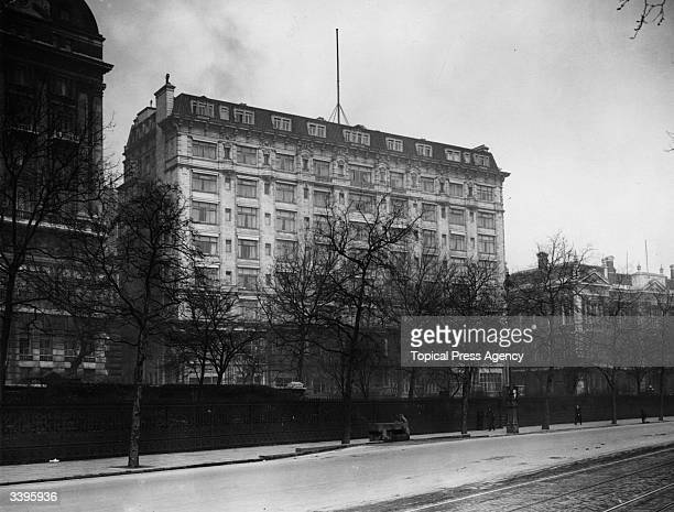 The Savoy Hotel at London