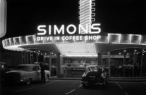 Drive-In Coffee Shop