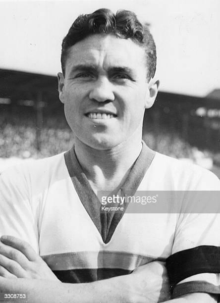 Bobby Collins of Everton Football Club