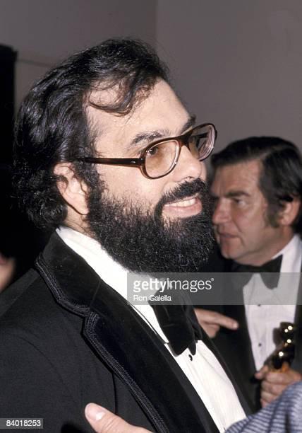 April 1975 Dorothy Chandler Pavilion Academy Awards Francis Ford Coppola CR Ron Galella / Galella Ltd