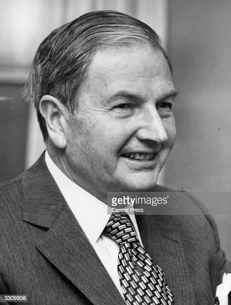 David Rockefeller President of the Chase National Bank