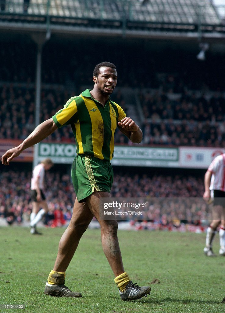 Cyrille Regis 1979 : News Photo