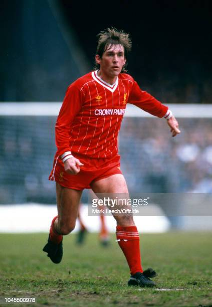 27 April 1985 Football League Division 1 Ipswich Town v Liverpool Kenny Dalglish of Liverpool