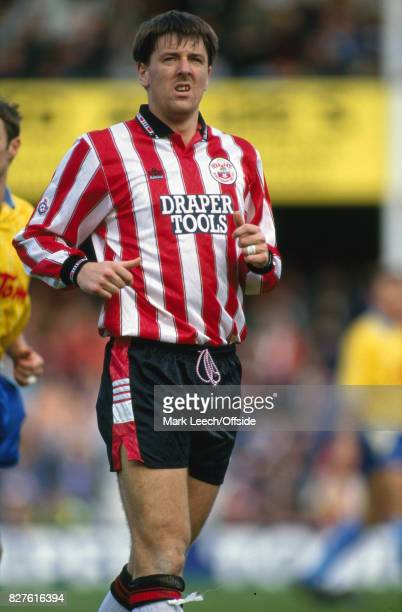 18 April 1992 Southampton vs Sheffield Wednesday First Division Football Matthew Le Tissier of Southampton Photo Mark Leech / Getty Images