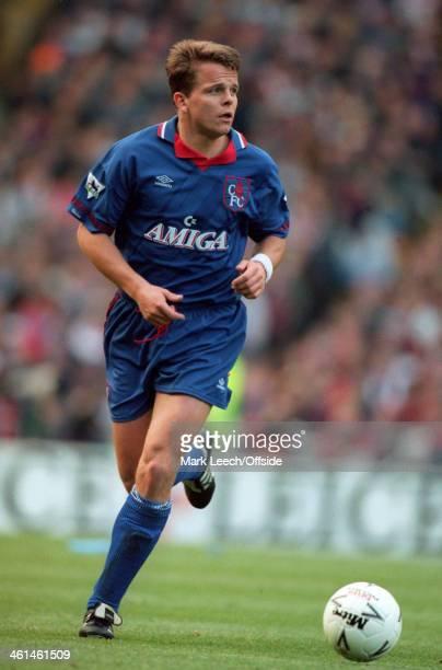09 April 1994 FA Cup SemiFinal Chelsea v Luton Town Jakob Kjeldbjerg of Chelsea