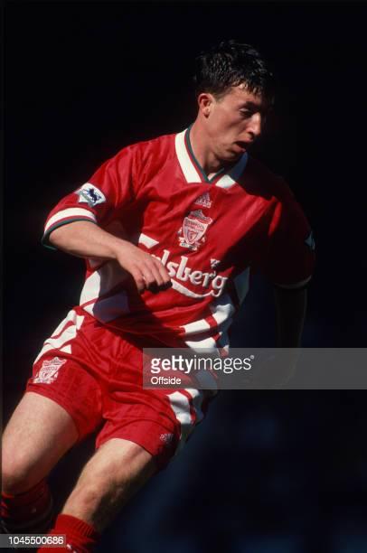 30 April 1994 Premier League Football Liverpool v Norwich City Robbie Fowler of Liverpool
