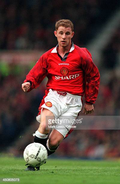 April 1997 FA Premiership, Manchester United - Derby County, Nicky Butt.