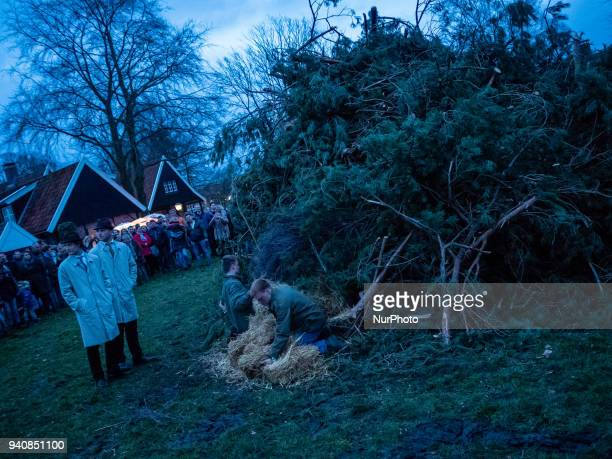 April 1st, Ootmarsum. Ootmarsum is the only Dutch town to continue several Easter traditions. Also it's one of a few towns in Overijssel to have a...