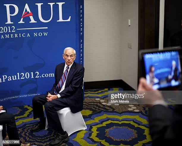 April 20 2012 Pittsburgh Pa U S Congressman Ron Paul A News Photo Getty Images