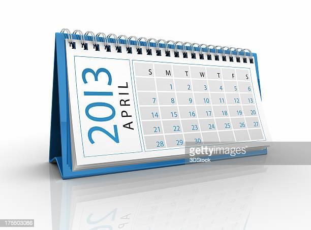Calendario-aprile 2013