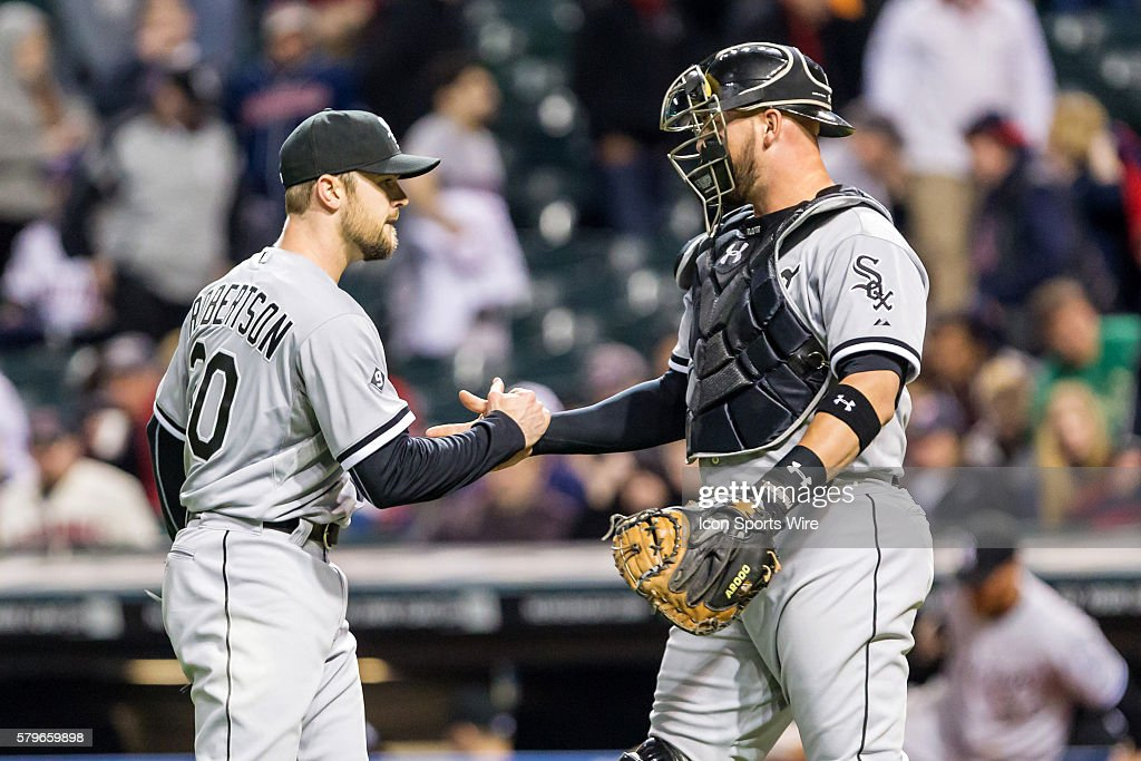 Mlb apr 14 white sox at indians pictures getty images chicago white sox pitcher david robertson 30 6698 and chicago white sox mightylinksfo