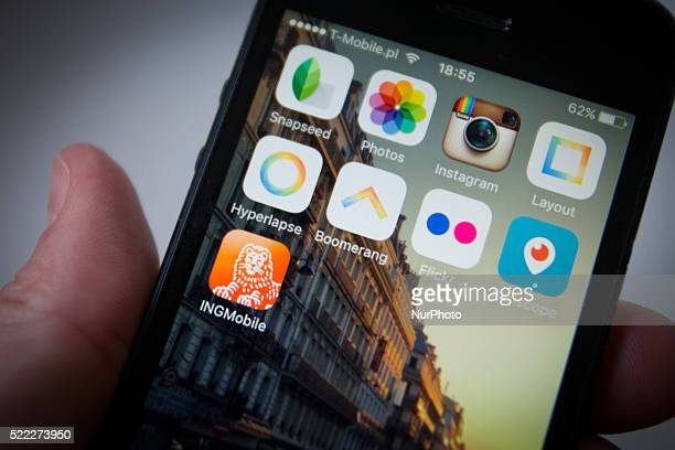 April 2016 The Polish branch of the multinational ING bank ING Bank Slaski now has a mobile app that lets qualified customers take up cash loans The...