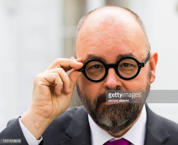 The bestselling author Carlos Ruiz Zafon at the publication of his novel The Labyrinth of Lights The probably most successful Spanish writer of the...