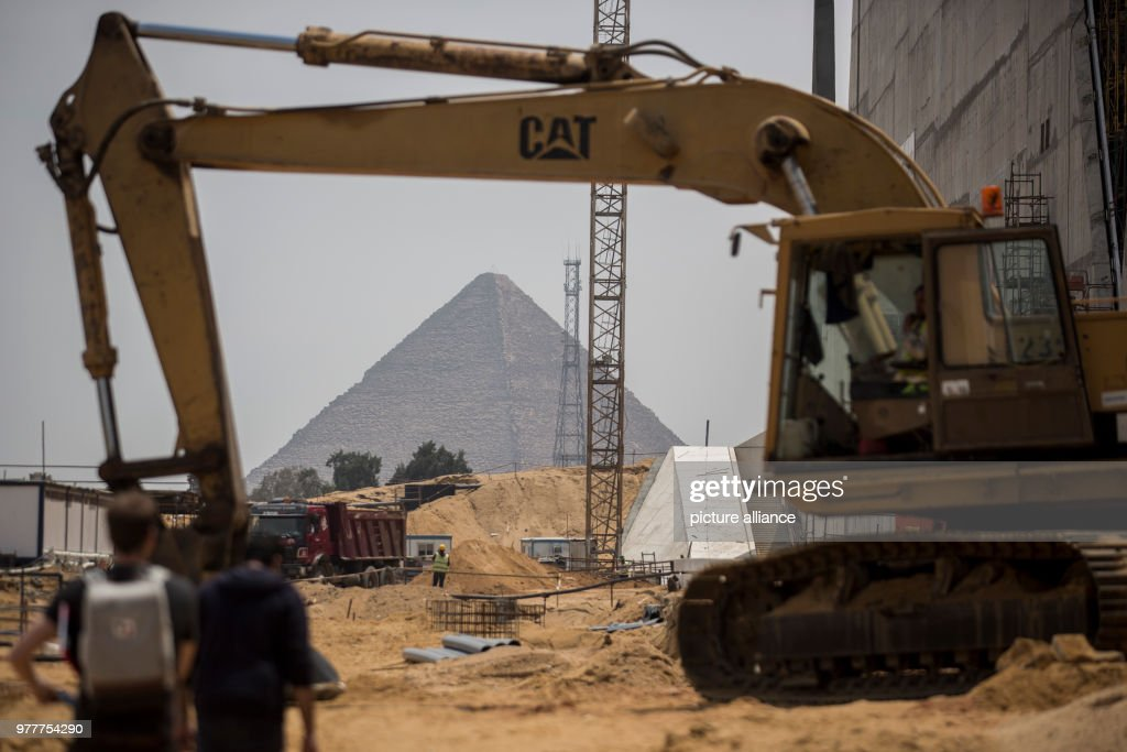 The Grand Egyptian Museum : News Photo