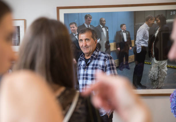 Pete Souza in Berlin Pictures | Getty Images