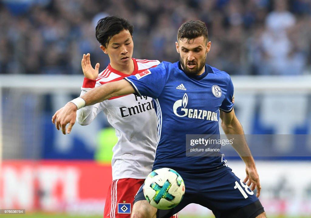 Hamburg SV vs FC Schalke 04 : News Photo