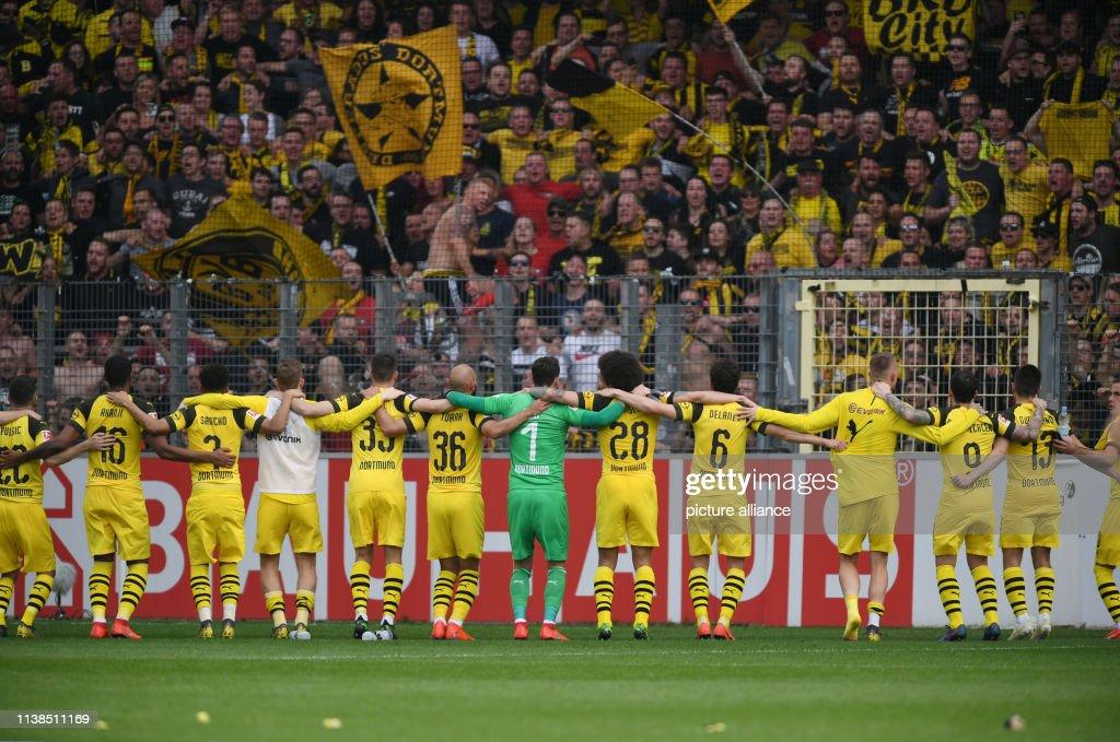 DEU: German Bundesliga - SC Freiburg - Borussia Dortmund