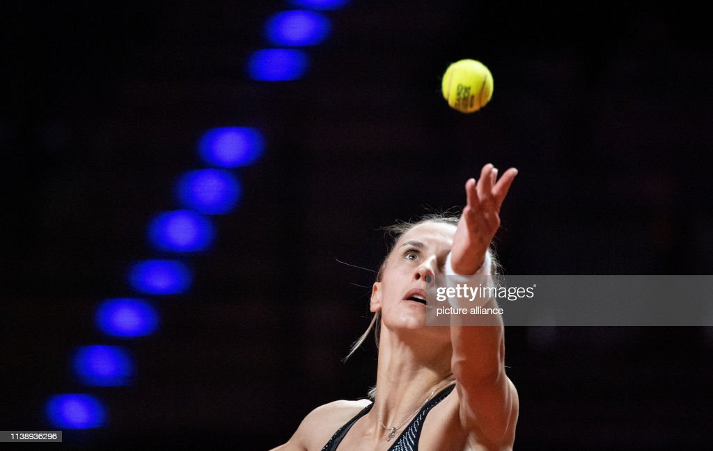 DEU: WTA Tournament In Stuttgart