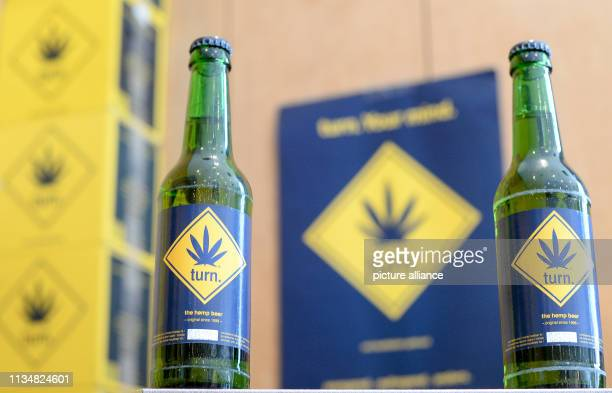 Hemp beer will be served at the International Cannabis Business Conference ICBC Photo Jens Kalaene/dpaZentralbild/ZB