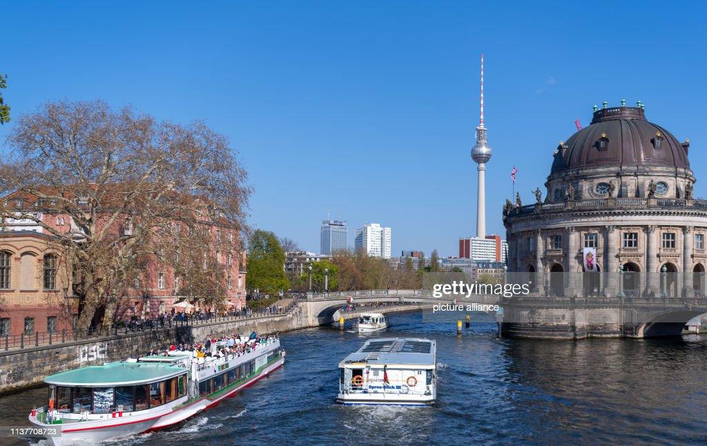 DEU: Sunny Weather In Berlin