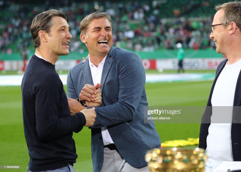 DEU: DFB Cup Werder Bremen vs Bayern Munich