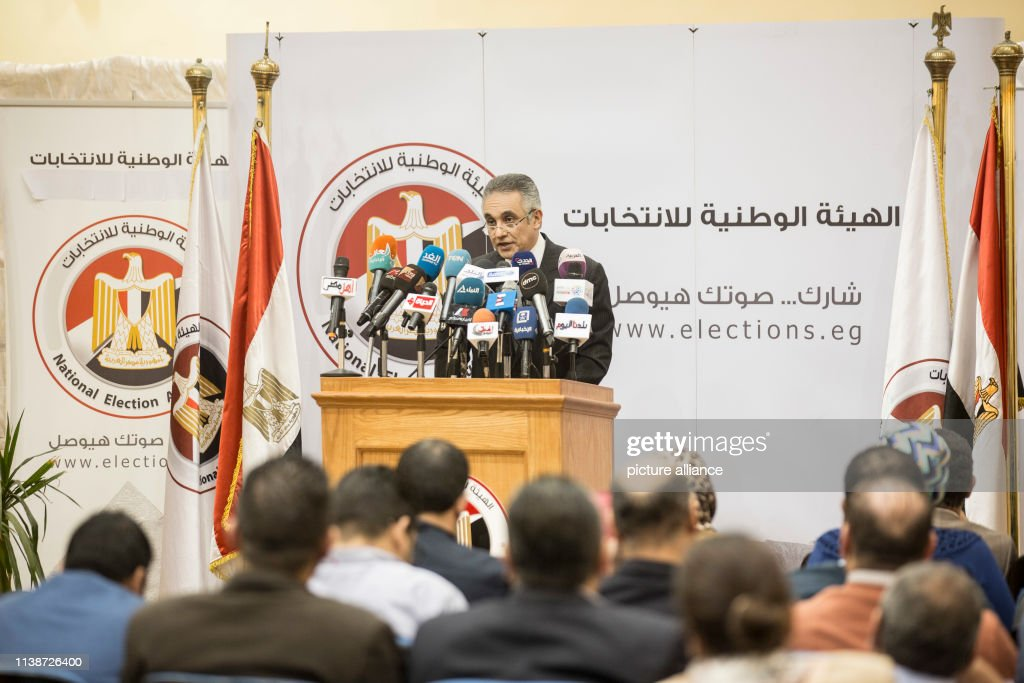 EGY: Constitutional Amendments Referendum In Egypt