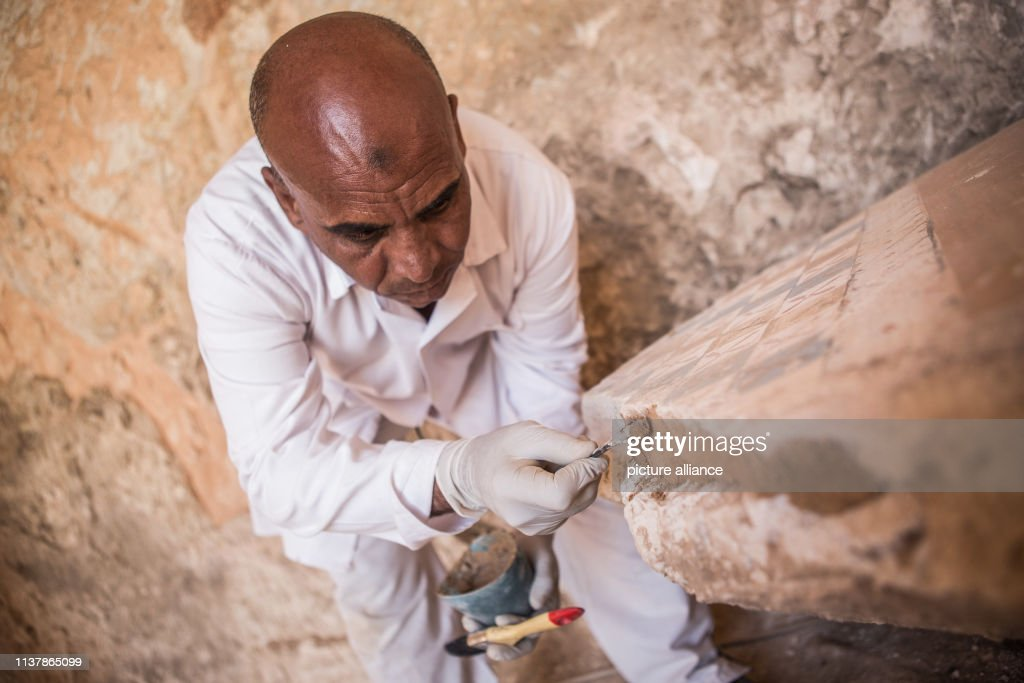 EGY: Egypt Announces New Discovery On World Heritage Day In Luxor