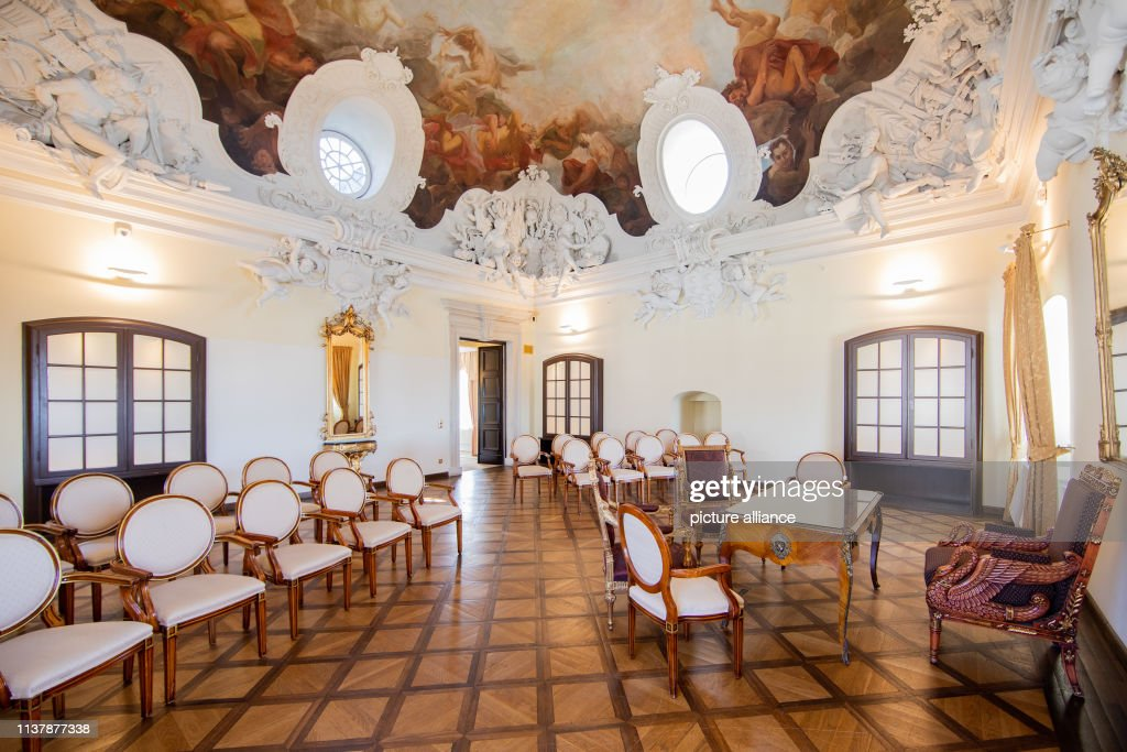 DEU: Althoff Grandhotel Castle Bensberg