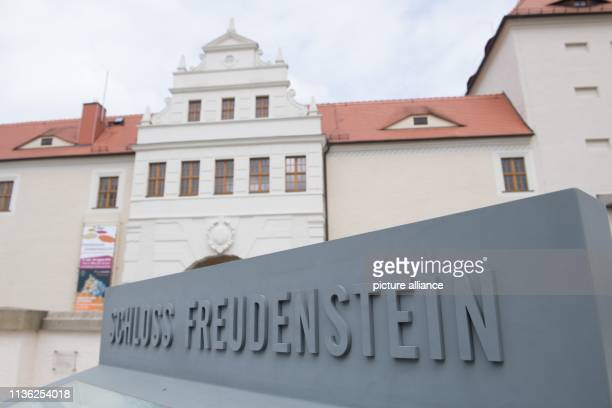 Freudenstein Castle in Freiberg with the mineral collection terra mineralia On the occasion of the tenth anniversary of terra mineralia the special...