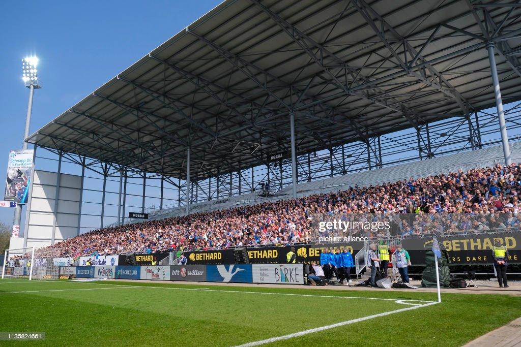 2nd Bundesliga Holstein Kiel Fc St Pauli 28th Matchday Stadium News Photo Getty Images