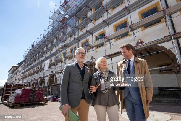 BenjaminImmanuel Hoff Minister of Culture in Thuringia Doris Fischer Director of the Thuringian Castles and Gardens Foundation and Tobias...