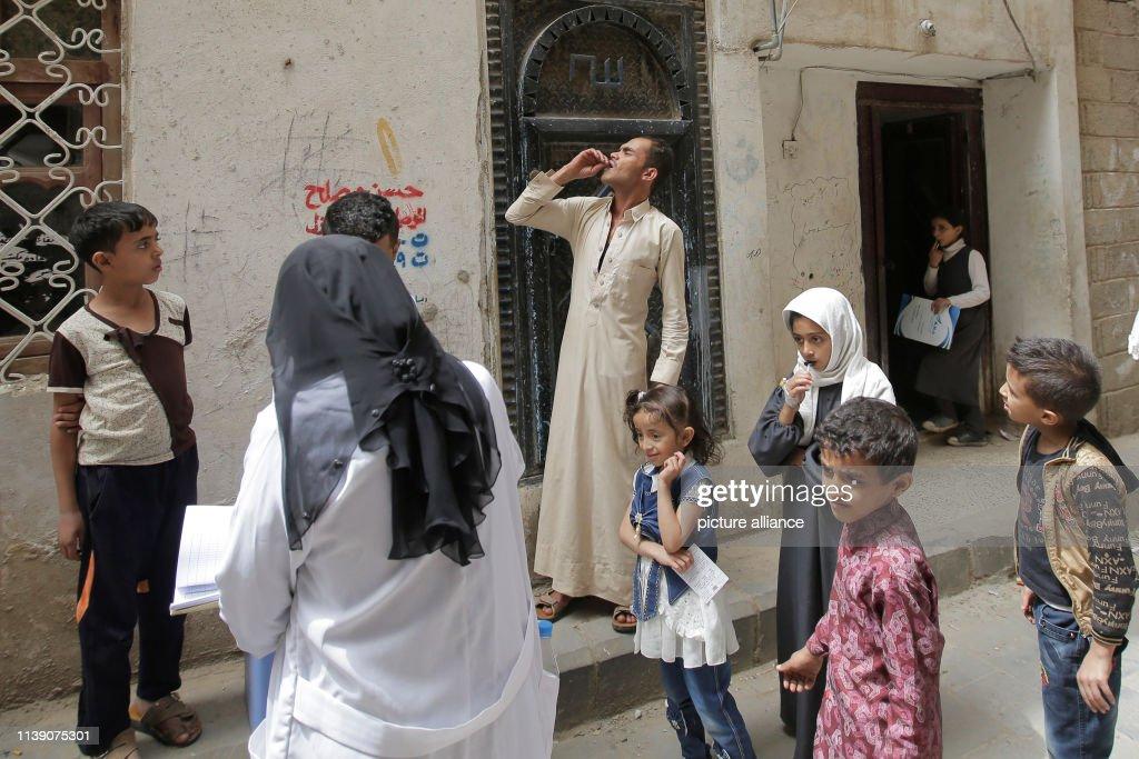 YEM: Cholera Vaccination In Yemen