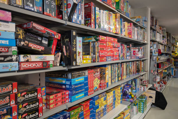 DEU: Toy Industry In Crisis Despite Easter Business