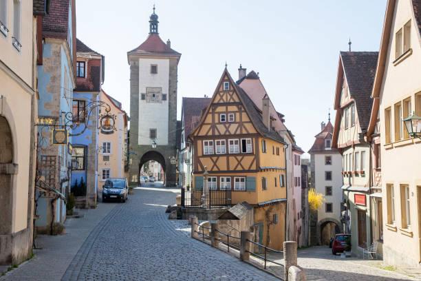 DEU: Coronavirus - Rothenburg Ob Der Tauber
