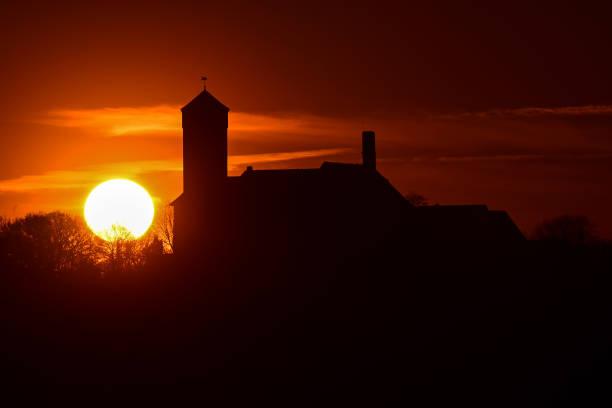 DEU: Sunsets Over Germany