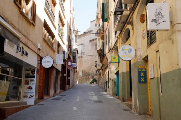 ESP: Coronavirus - Spain - Mallorca