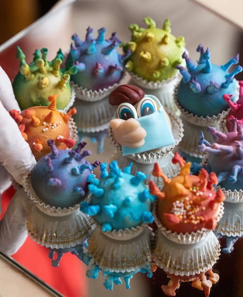 DEU: Coronavirus As Candy