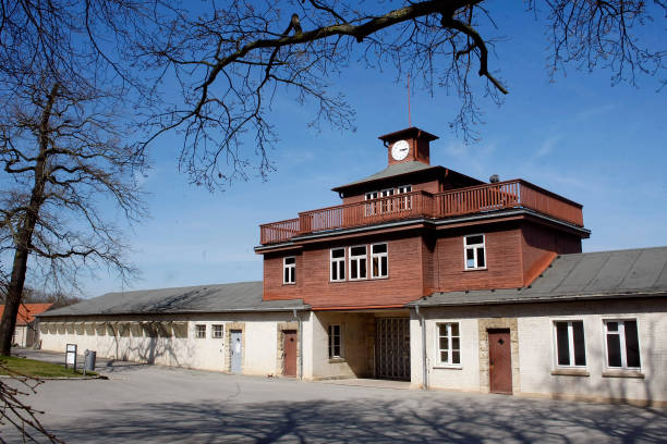 DEU: Commemoration Of The 75th Anniversary Of The Liberation Of Buchenwald