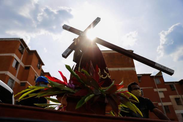 VEN: Holy Week In Venezuela