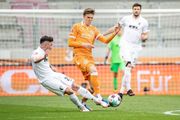 DEU: Bundesliga FC Augsburg - Arminia Bielefeld