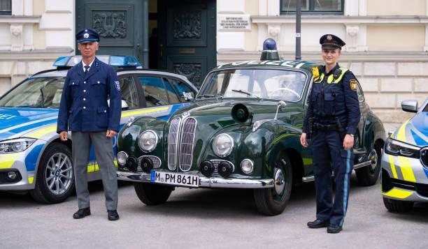 DEU: 75 Years Bavarian Police