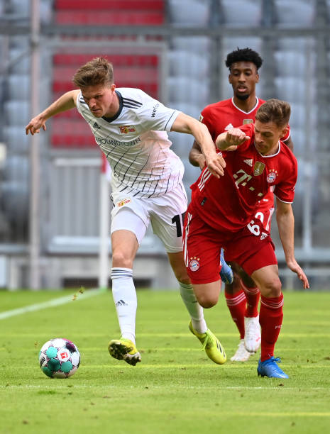 DEU: Bundesliga Bayern Munich - 1. FC Union Berlin