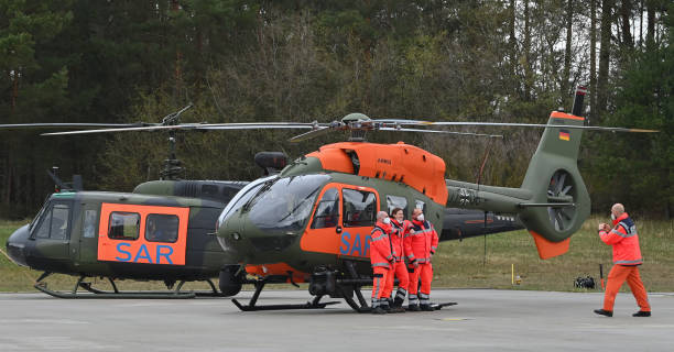 DEU: Army SAR Command Gets New Helicopters