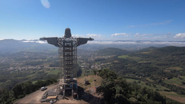 BRA: New statue Of Christ In Brazil